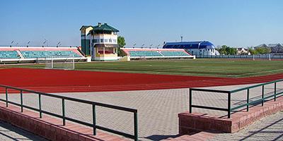 Стадион Полесье